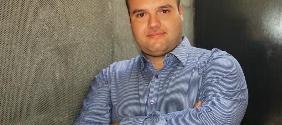Àlex García, presentador de 'Boira'