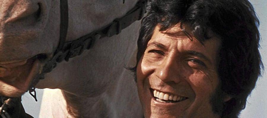Sancho Gracia interpretando a Curro Jiménez