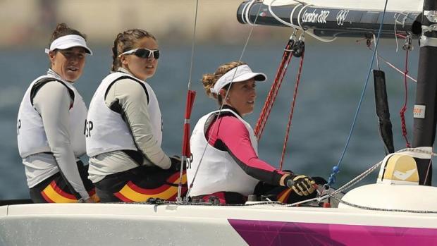 Tamara Echegoyen, Sofía Toro y Ángela Pumariega son medalla en Londres