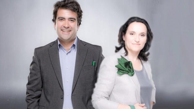 Pablo Rodríguez y Soledad de Juan. Temporada 2012/2013