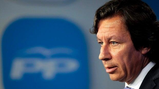Carlos Floriano, vicesecretario de Organización del PP