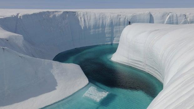 Minuto Económico: ¿Qué tiene que ver el Muro de Adriano con Groenlandia?