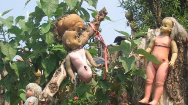 Ecos del pasado: La macabra 'isla de las muñecas' de México