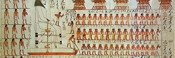 Tertulia Zona Cero: Demonios en el Antiguo Egipto
