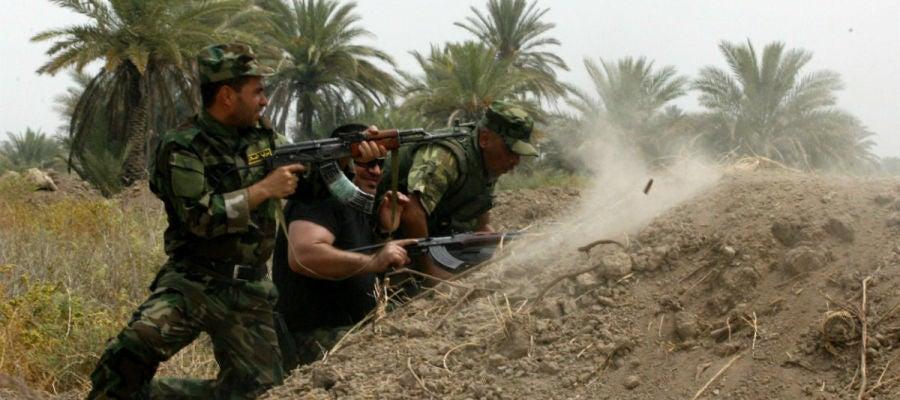 Las fuerzas iraquíes liberan localidad chií asediada por el Estado Islámico
