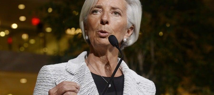 Lagarde en una imagen de archivo
