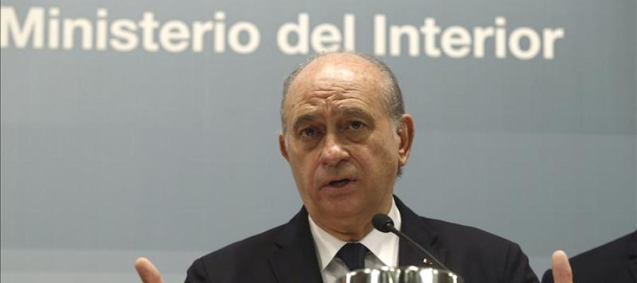José Fernández Díaz, ministro de Interior.