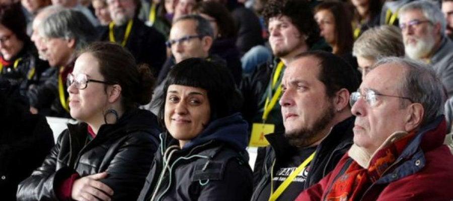 Votación de la CUP sobre la investidura de Artur Mas