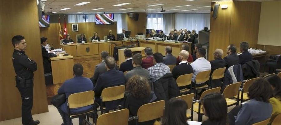 Los quince procesados por la tragedia del Madrid Arena, con el empresario Miguel Ángel Flores a la cabeza