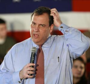 El gobernador de Nueva Jersey, Chris Christie.