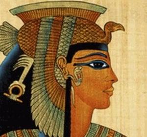 ¿Qué empleaba Cleopatra como consolador?