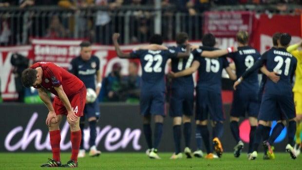 El sentimiento rojiblanco no dejó de creer en el Allianz Arena para llegar a la final