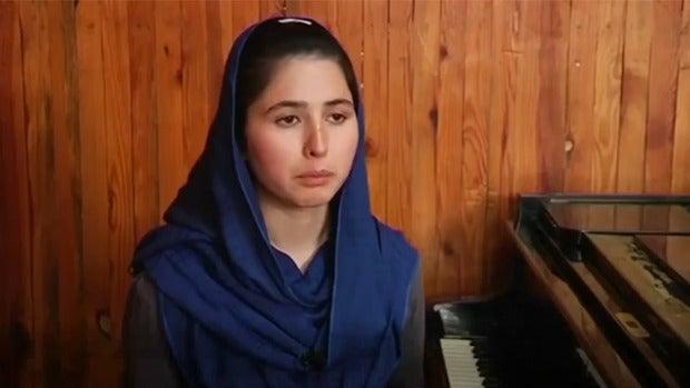 La lucha de una joven afgana por su pasión musical