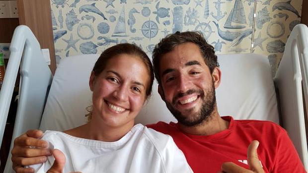 """Marta Miguel: """"Pasar por esa experiencia ha hecho que veamos la vida de otra manera"""""""