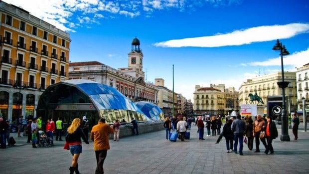 Comunidad de Madrid, Sol, Madrid