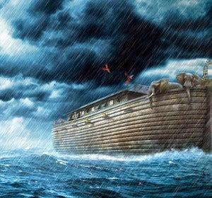 Grandes misterios a debate: ¿Existió el diluvio  universal?