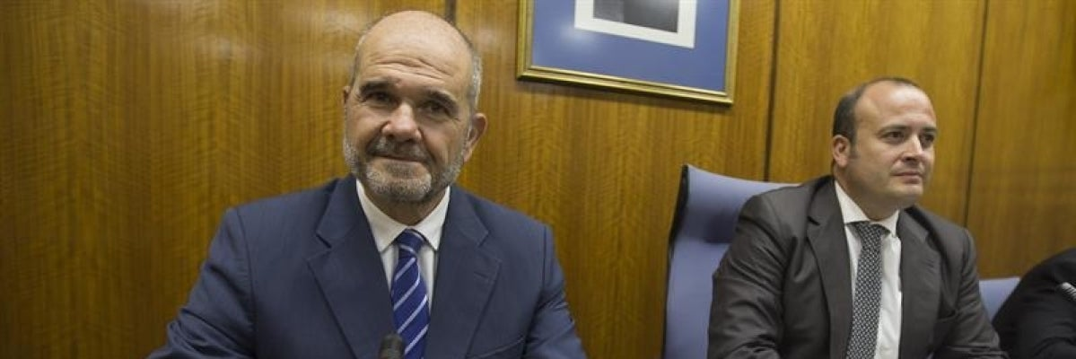 El expresidente de la Junta de Andalucía, Manuel Chaves