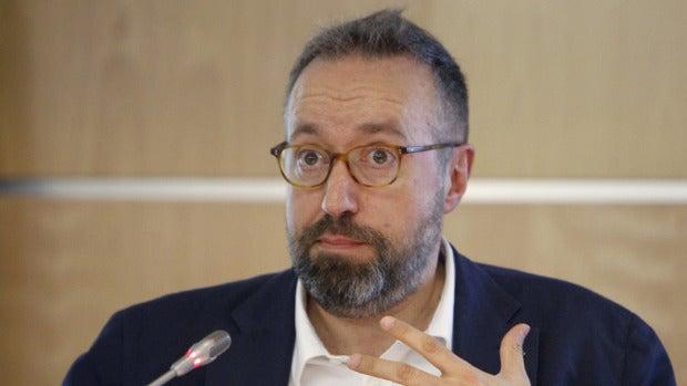 """Girauta: """"Si el PP quiere seguir como hasta ahora, que convenza al PSOE para que se abstenga"""""""