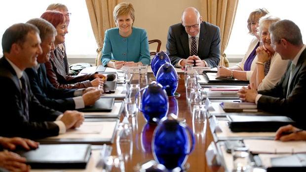 Gobierno de Escocia