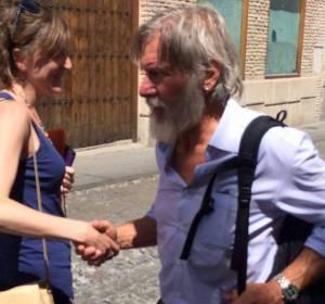 Mesa de redacción: Harrison Ford, de visita en Toledo