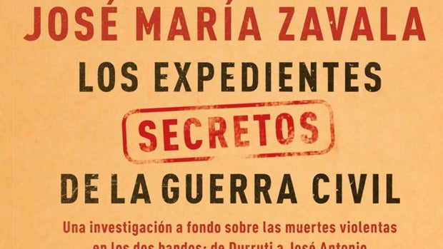 Un escritor tras los expedientes secretos de la guerra civil