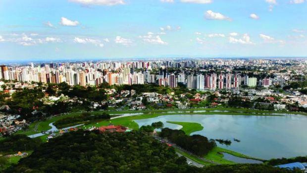 Amanecemos en... Curitiba, Brasil