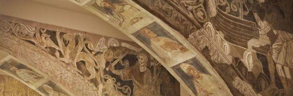 La Generalitat traslada 53 de las 97 piezas de arte a Sijena