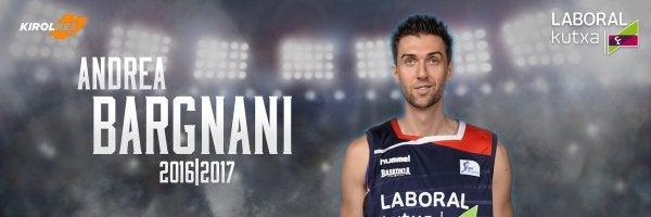 Andrea Bargnani ficha por el Baskonia