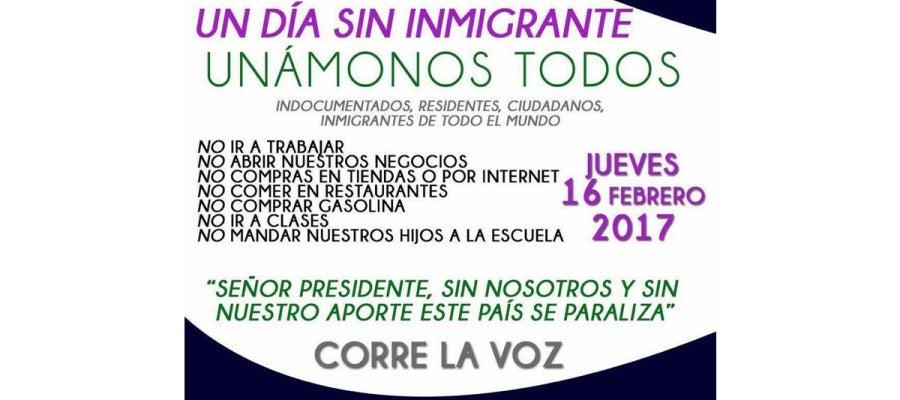 'Día sin latinos' en EEUU