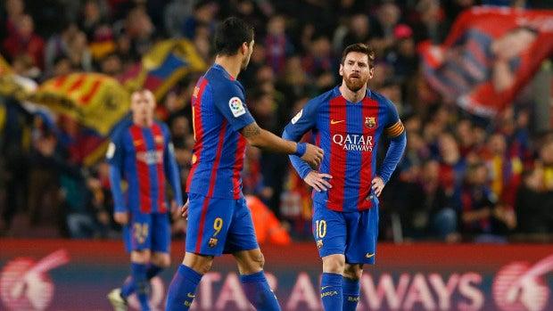 Barcelona no será cabeza de serie en la próxima Champions