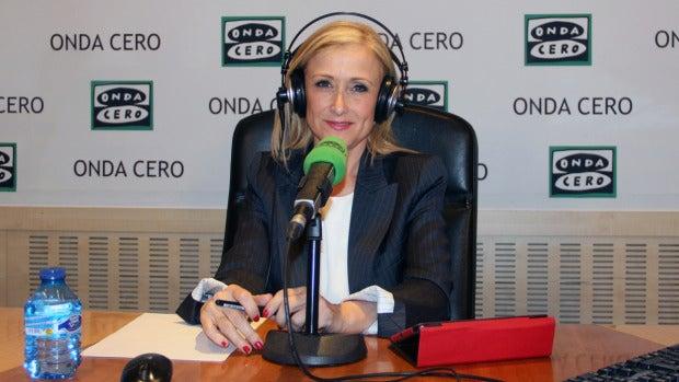 """Cristina Cifuentes: """"Esperaba que Aguirre sacara un resultado mejor"""""""
