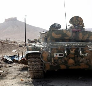 Estado Islámico mata a 400 civiles en Palmira, la mayoría mujeres y niños