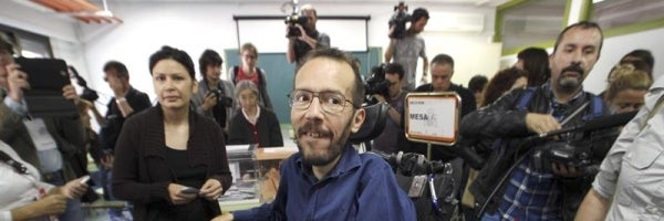 """Pablo Echenique: """"En las reuniones ya no se pedirán cosas para los partidos, sino para la ciudadanía"""""""