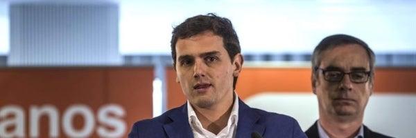 """Albert Rivera: """"¿Está Cifuentes dispuesta a cambiar la forma de gobernar de la Comunidad de Madrid?"""""""