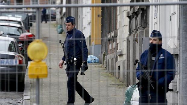 Bélgica detiene a dos presuntos terroristas que planeaban un atentado en el país