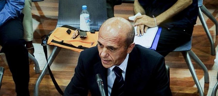 José María del Nido, prestando declaración