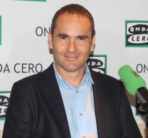 """Carlos Alsina a David Jiménez: """"No estás aquí por ser director de El Mundo, así que te espero la próxima semana"""""""