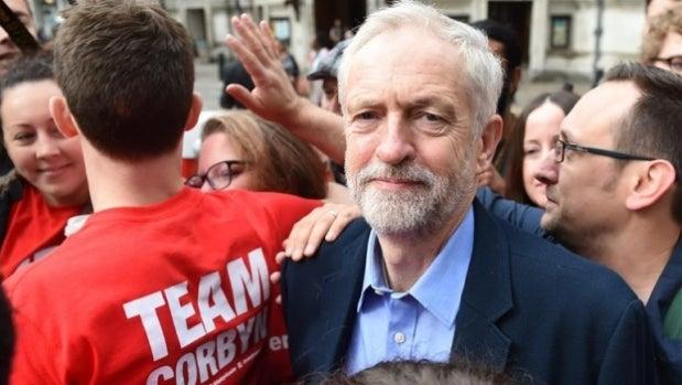 Jeremy Corbyn, nuevo líder del Partido Laborista británico