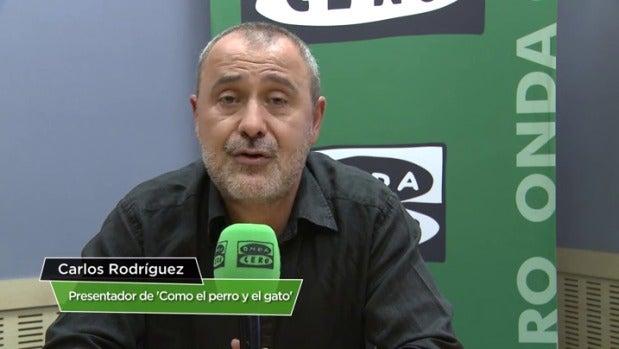 """Carlos Rodríguez: """"Volvemos con muchas más ganas de pasar un buen rato en Como el perro y el gato"""""""