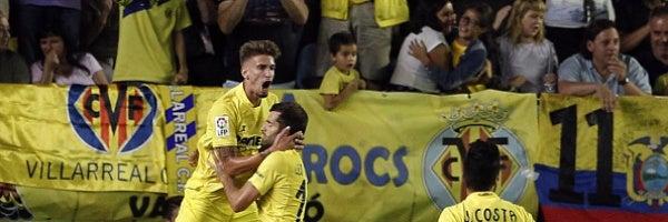 Baptistao consigue la victoria para el Villarreal