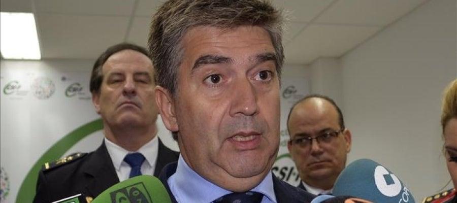El director general de la Policía Nacional, Ignacio Cosidó
