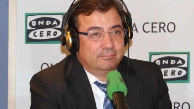 """Fernández Vara: """"Tiene que seguir Rajoy de presidente y Sánchez no debe intentar formar Gobierno"""""""