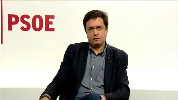 """Óscar López: """"Lamentablemente estamos pendientes de Rajoy para saber qué debates habrá"""""""