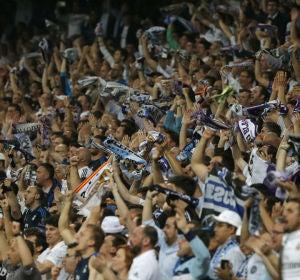 El empuje del Bernabéu lleva al Real Madrid a la final de Milan