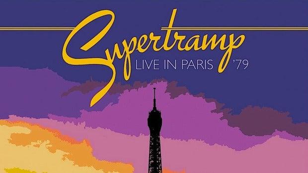 El regalito: 'Live in Paris' de Supertramp