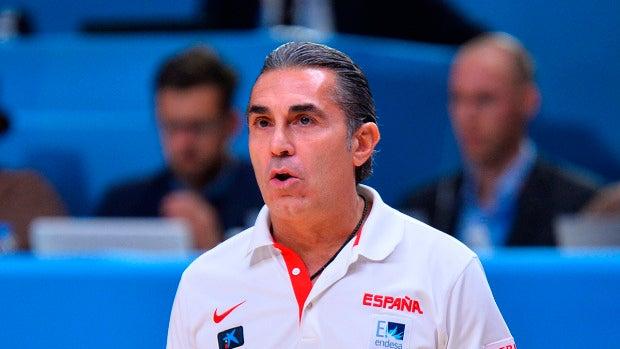 """Sergio Scariolo: """"Mejor si está Marc pero el año pasado ganamos sin él"""""""