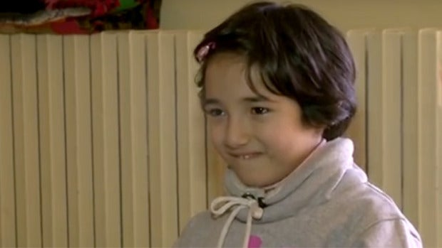 La niña siria que intenta salir adelante en un orfanato