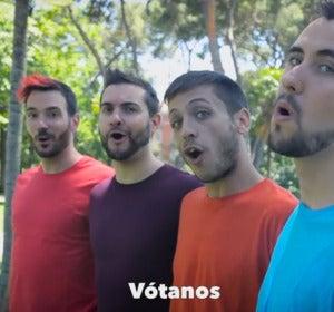 Internet: Elecciones... ¡Otra vez! El Musical