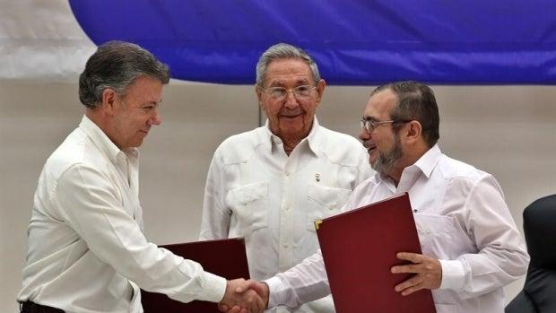 Materia Reservada: Colombia, fin de la guerra... ¿seguro?