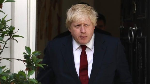 Boris Johnson no se presenta como candidato para sustituir a Cameron